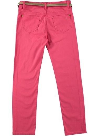 Asymmetry Pantolon Fuşya